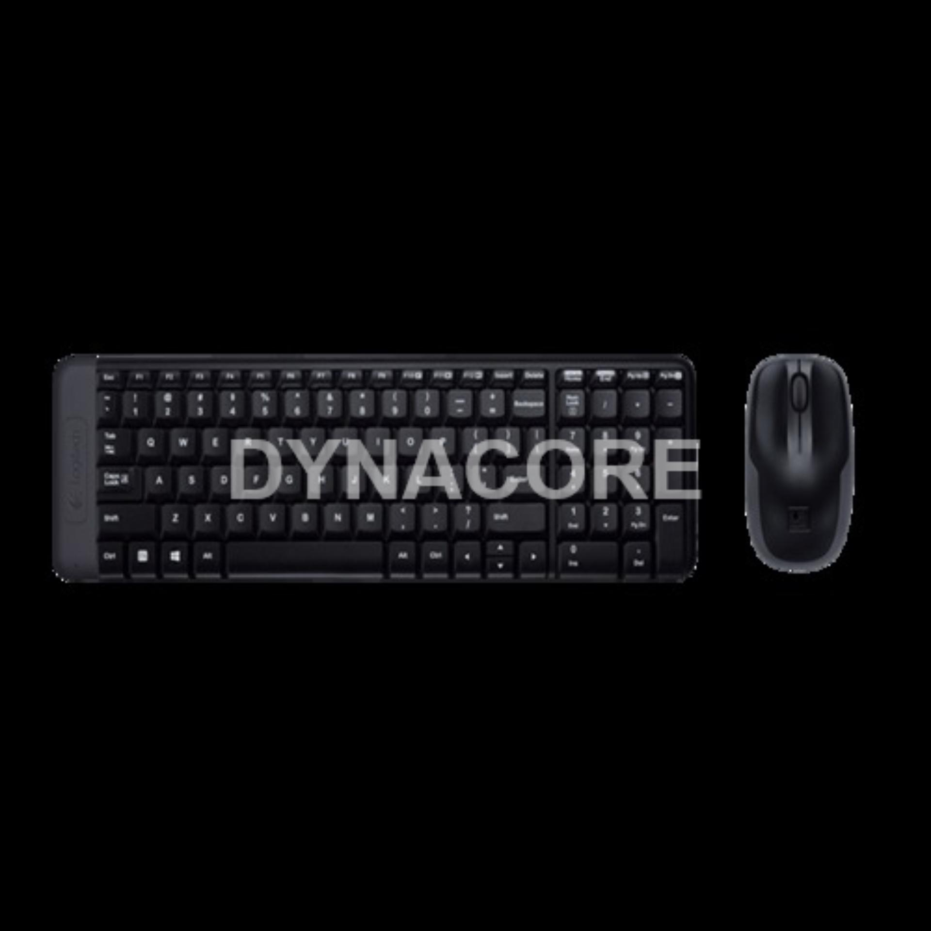 Logitech Mk220 Wireless Keyboard And Mouse Combo Singapore