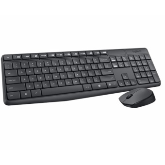 Logitech MK235 Keyboard and Mice Combo