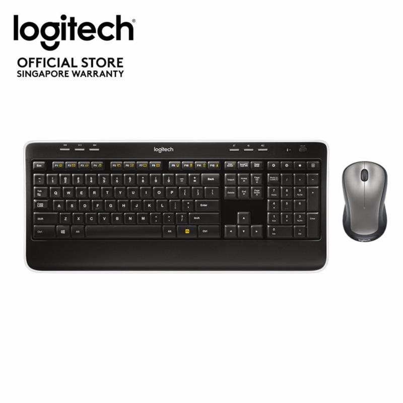 Logitech MK520r Premium Wireless Combo with Unifying