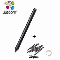 LP-190-0K Drawing Tablet Pen for One by Wacom CTL-472/672 for Intuos  CTL-490 CTL-690 CTH-490 CTH-690 + 30 Pieces Replacement Drawing Pen Nibs +1  Nib