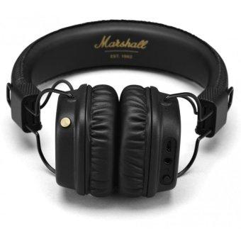Marshall Major II Bluetooth Over-The-Ear Headphone (Black) -Limited Stocks-