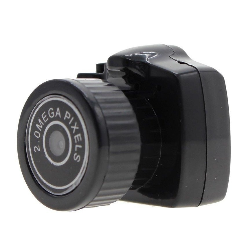 Mini Camera Camcorder Video Recorder DVR Spy Hidden Pinhole Web cam - intl