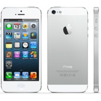 New Condition Refurbished iPhone 5 16GB Silver/Black
