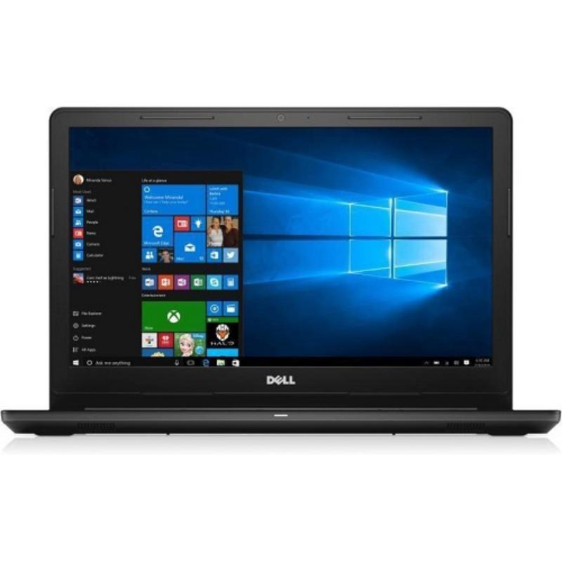 New INSPIRON 15 3000 SERIES 3567 7th Gen Intel Core i3 7100U  4GB RAM 1TB Intel HD Graphics 620  graphics memory 15 inch display Windows10H LCD Back Cover for  Black