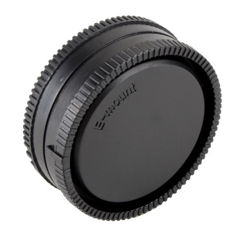 New Rear Lens Cap for Sony E-Mount NEX - 2