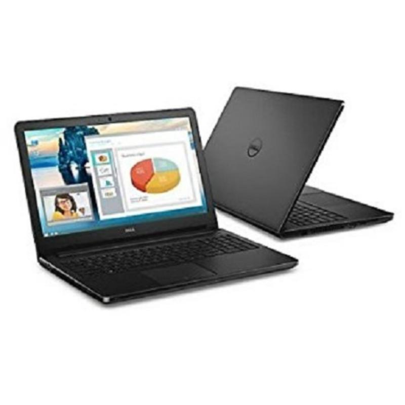 New VOSTRO 3568 7th Gen i3 7100U 3M Cache up to 2.40 GHz 4GB RAM 1TB Intel HD Graphics 15 inch display Windows 10 Pro Black LCD cover with Fingerprint reader with ODD Integrated 720p HD camera with microphones