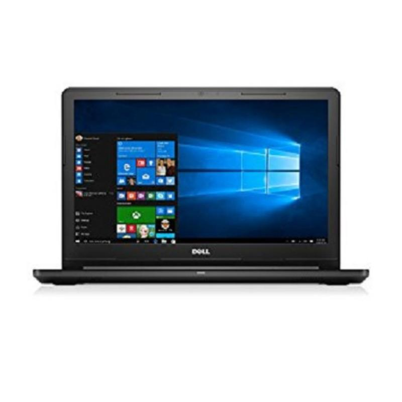 New VOSTRO 3568 7th Gen i5 7200U 3M Cache up to 3.1 GHz 4GB RAM 1TB AMD Radeon R5 M420 Graphic with 2GB DDR3L vRAM 15 inch display Windows 10 Pro Black LCD cover without Fingerprint reader with ODD Integrated 720p HD camera with microphones