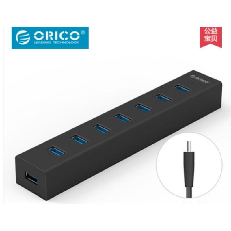 Orico USB 3.0 hub 7 ports (with power supply)