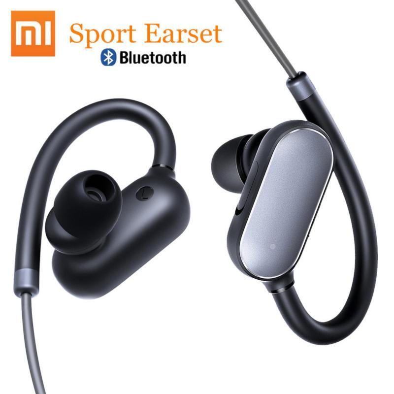 Original Xiaomi Mi Sports Bluetooth Earphone Headset WirelessWith Mic Handsfree Waterproof Sweatproof Singapore