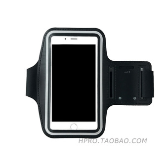Plus iphone7 sports arm band can be touch screen running phone package