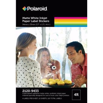 Polaroid Photo Stickers(2120-9433)