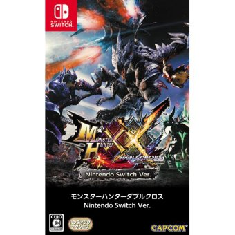 (Pre-Order) Monster Hunter XX Japanese Version (Nintendo Switch)