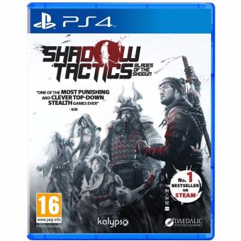 PS4 SHADOW TACTICS: BLADES OF THE SHOGUN (R2)