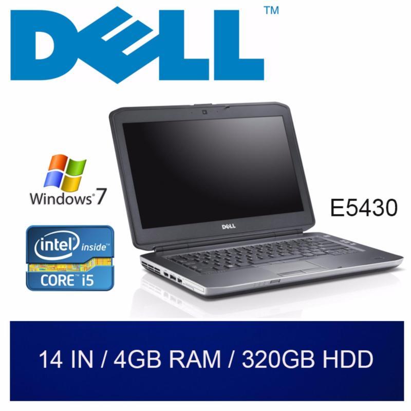 Refurbished Dell E5430 Laptop / 14in / I5 / 4GB RAM / 320GB HDD / W7 / 1mth Warranty