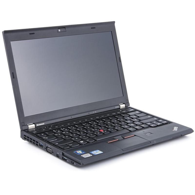 "(Refurbished) Lenovo X230 12.5"" (3rd Gen) Core i5 8GB 320GB Windows 7 Pro 64 bit"