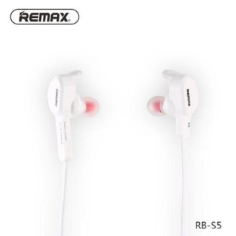 Remax Sports Bluetooth Headset RB-S5 (White) | Lazada Singapore