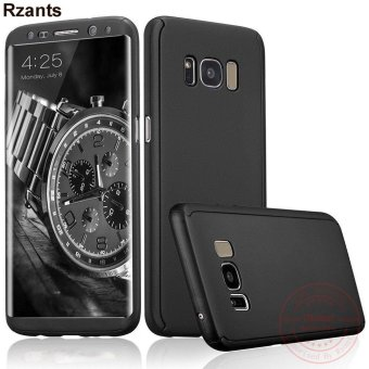 Rzants For Samsung S8 Plus Galaxy 360 Full Cover ShockProof Case -intl - 3
