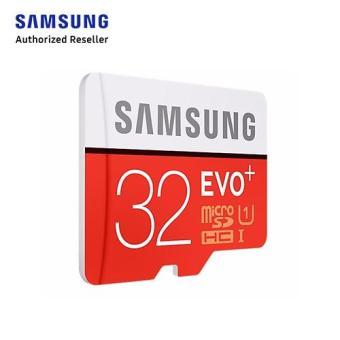 Samsung 32GB EVO Plus MicroSD Class 10 W Adapter (MB-MC32GA/APC) - 2