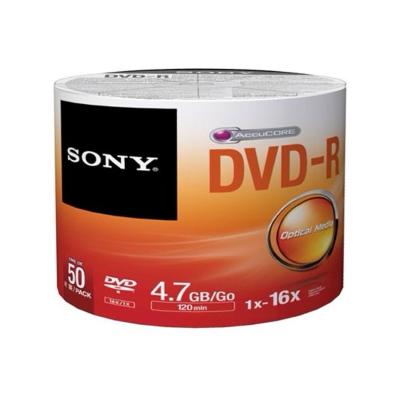 Sony DVD-R 50 pieces