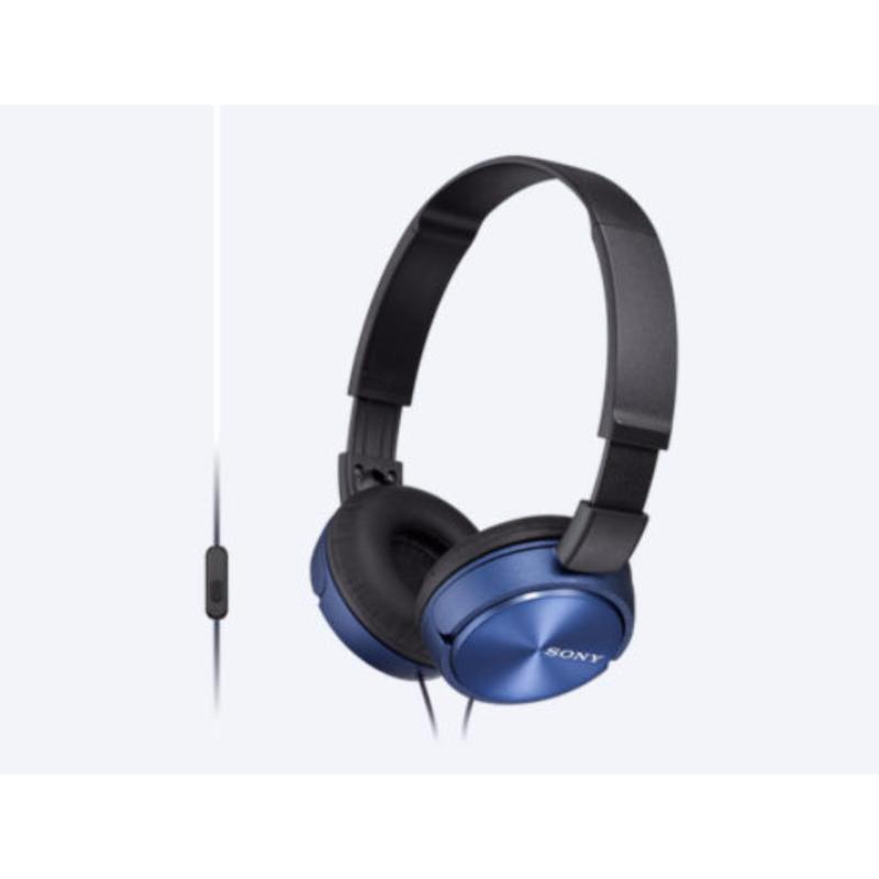 SONY HEADPHONE MDR-ZX310 AP BLUE Singapore