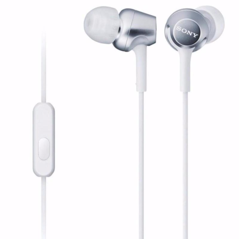 Sony MDR-EX250AP EX Monitor In-Ear Headphone with Remote and Mic for Smartphone Singapore