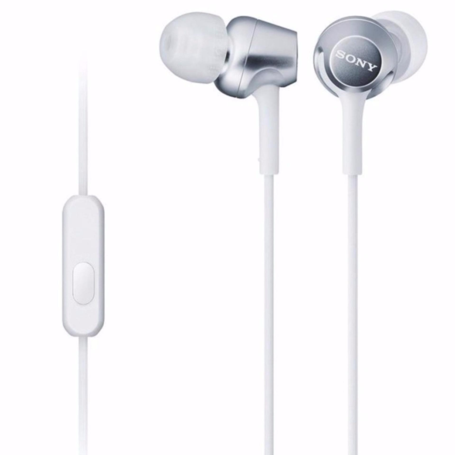 Sony Mdr Ex250ap Ex Monitor In Ear Headphone With Remote And Mic For Earphone Xb80bs Extra Bass Sports Bluetooth Smartphone Singapore