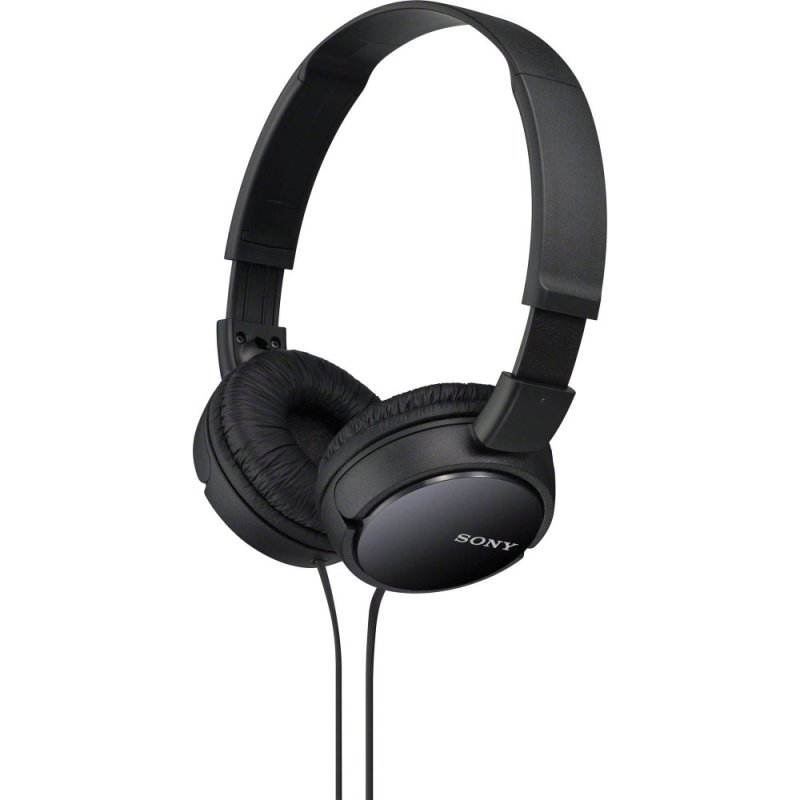 Sony MDR-ZX110/BCE Headphones (Black) Singapore