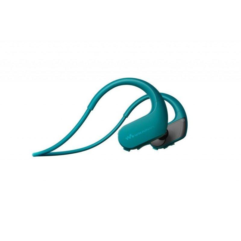 Sony NW-WS413 4GB Waterproof Wearable Walkman® (Blue) Singapore