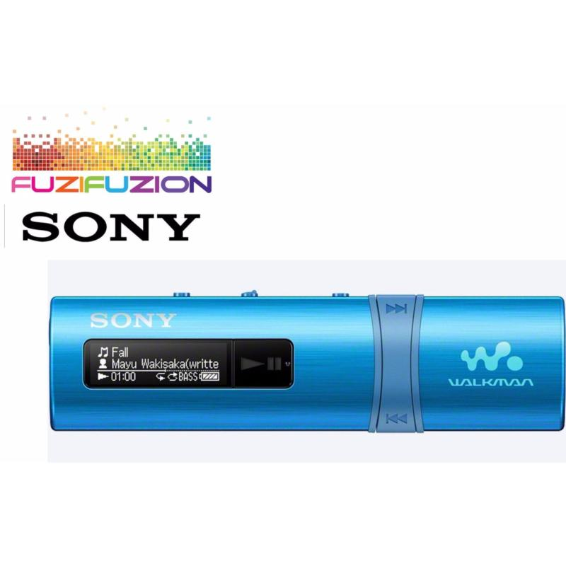 Sony NWZ-B183F 4GB MP3 Walkman Singapore