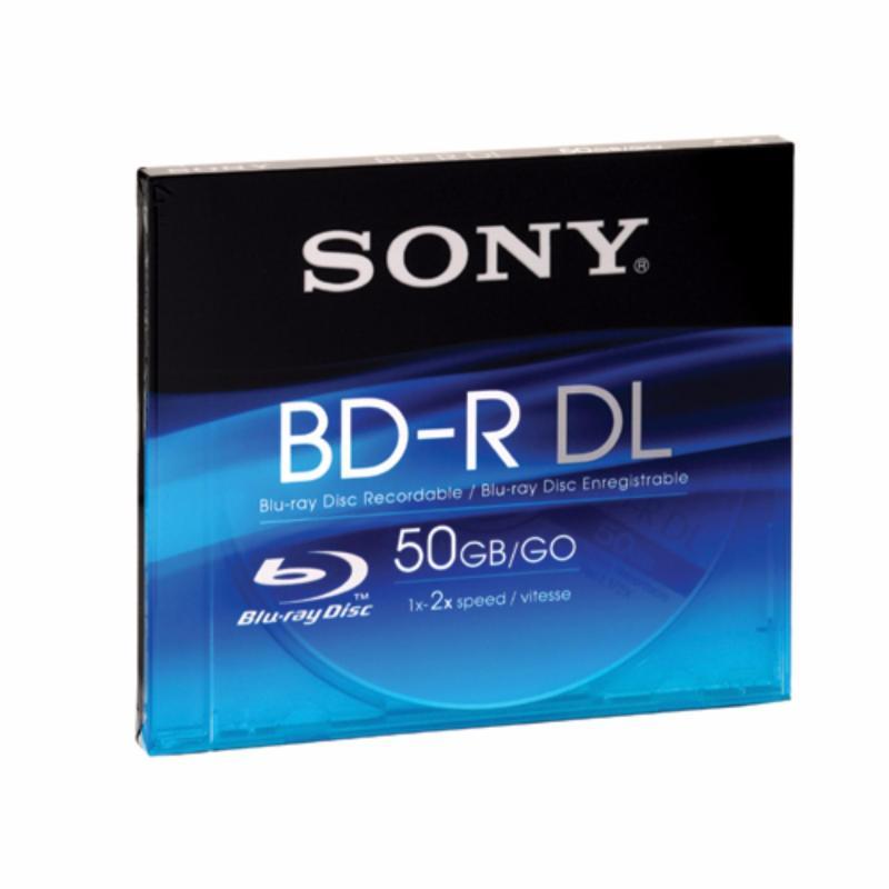 Sony Singapore 50GB Blu-ray Disc (write once)