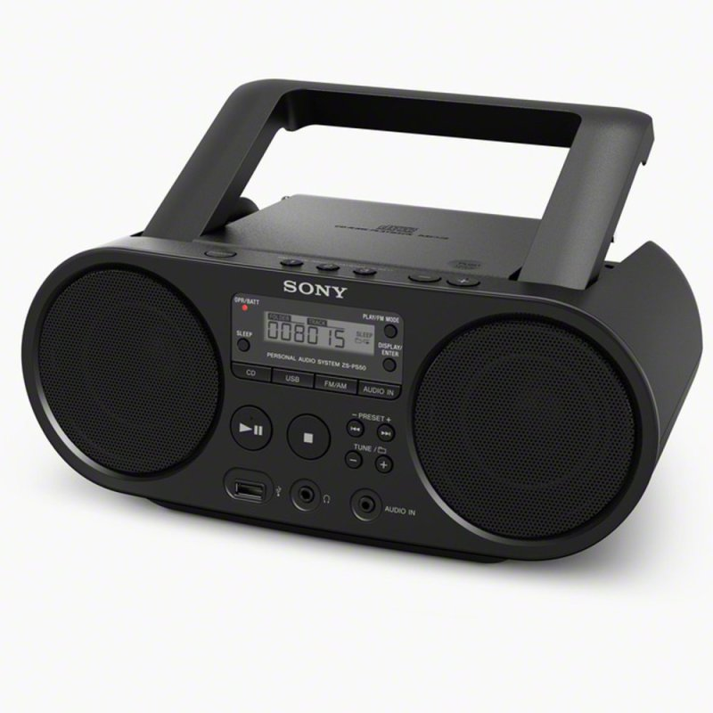 Sony ZS-PS50 CD Boombox Singapore