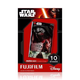 Star Wars Disney Fujifilm Instax Film (10 sheets)