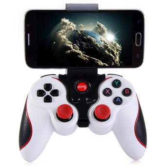 T3 Wireless Bluetooth 3.0 Gamepad Gaming Controller for AndroidSystem - intl
