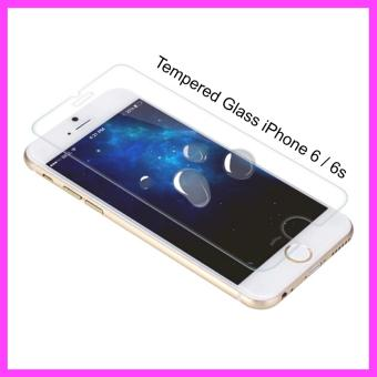 Harga Tempered Glass For iPhone 6 / 6s ( clear )