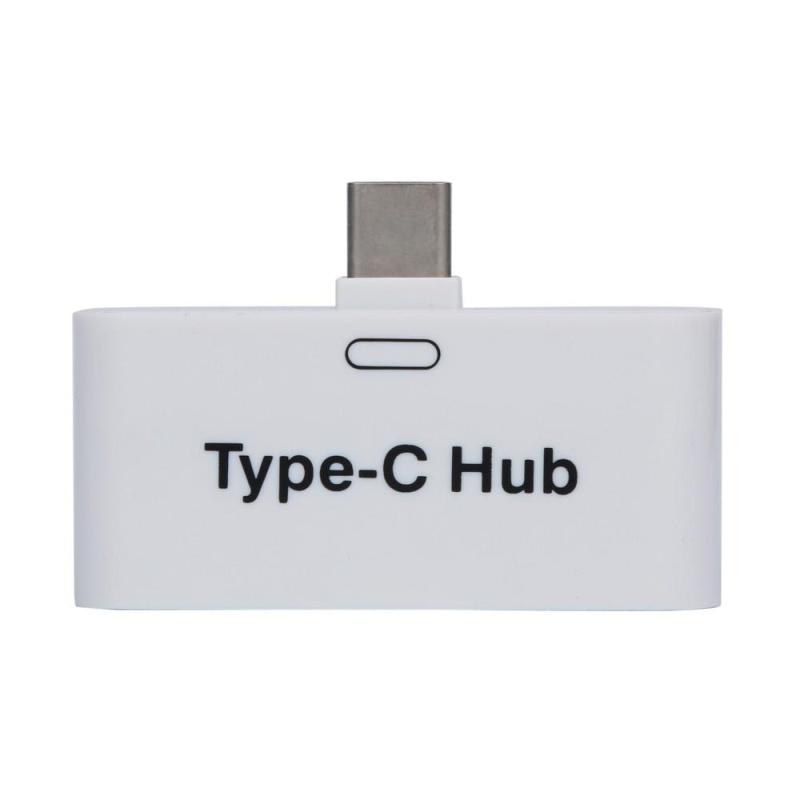 USB 3.1 Type-C To Dual USB + Micro USB OTG Hub Adapter - intl
