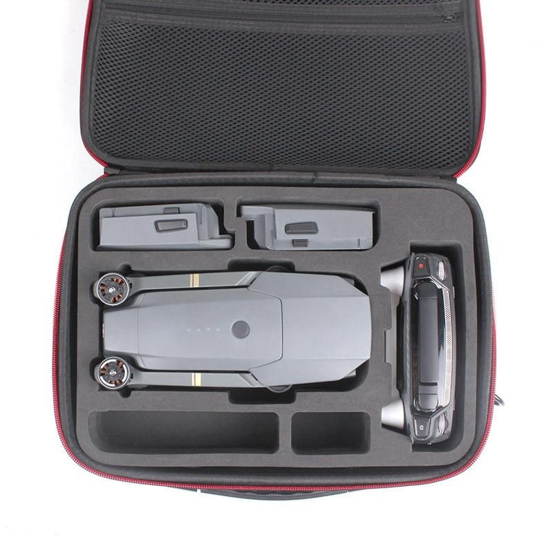 Waterproof Shoulder Bag Backpack Carrying Case Protector For DJI MAVIC Pro Drone - intl