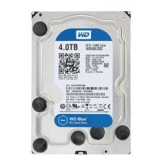Western Digital WD Blue 4TB Desktop HDD Internal Hard Disk Drive 5400 RPM SATA 6Gb/s 64MB ...