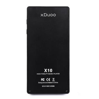 XDUOO X10 HD Lossless 2.0 inch Music MP3 Player - intl - 3