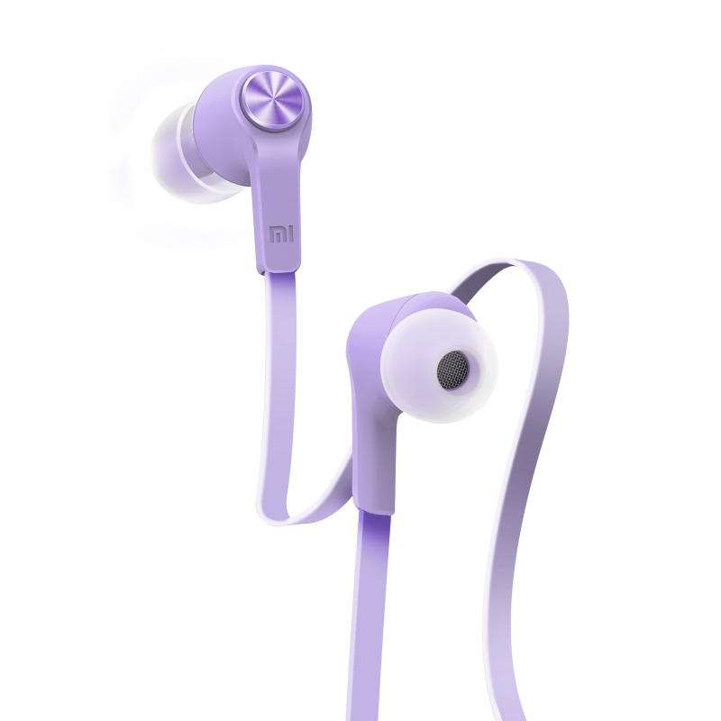 Xiaomi Mi In-Ear Headphones Basic Purple Singapore