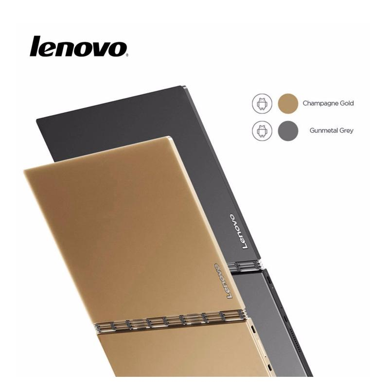 YOGA BOOK A Android 3in1 Tablet Notebook FHD 1920x1200 64GB GOLD / GRAY Drawing Tablet / tablet PC / lenovo yoga tablet - intl