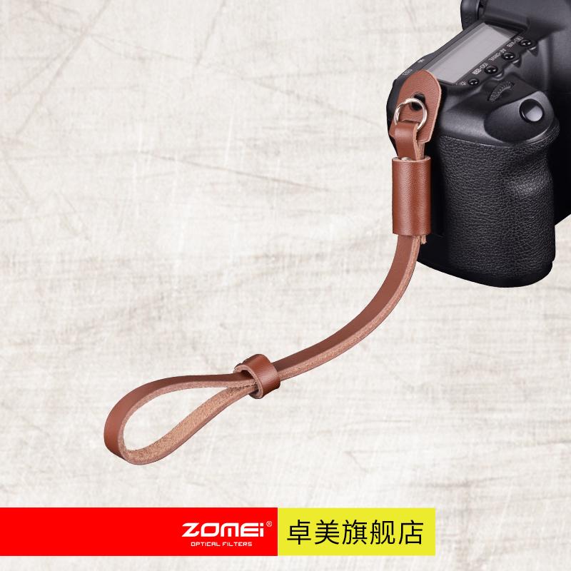 Zomei camera SLR camera wrist strap leather wrist strap