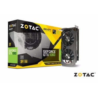ZOTAC GeForce(R) GTX 1060 3GB AMP! Edition