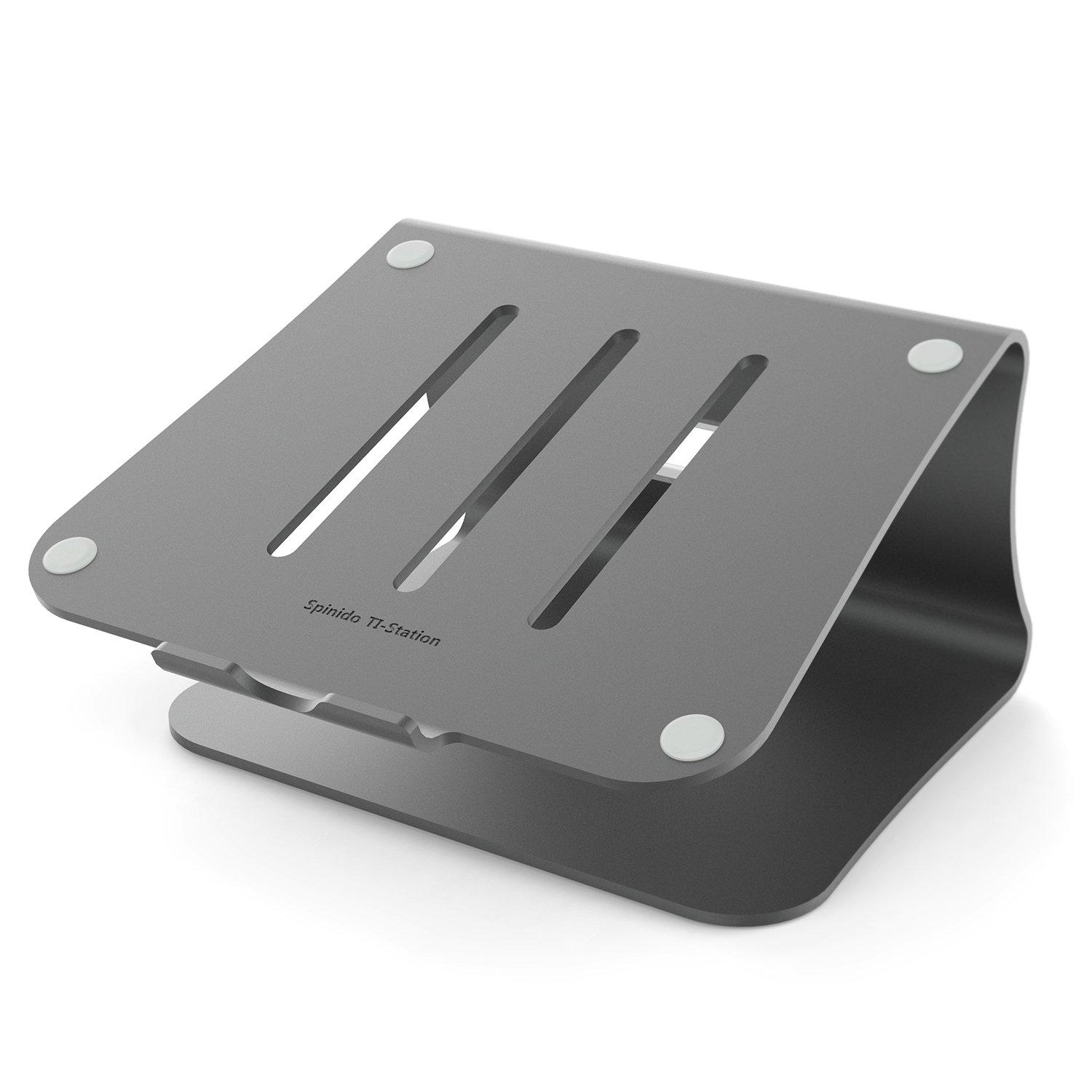 Laptop Stand Aluminum Cooling Computer Stand Update Version Stand Holder Air Pro