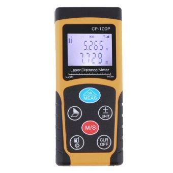 100m Mini Digital Laser Distance Meter Range FinderMeasureDiastimeter - intl