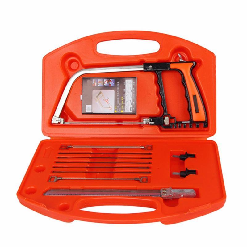11 in 1 Platinum Saw Kit Set Multi-purpose DIY Wood Working