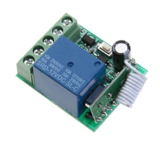 12V Single Wireless Control Panel Remote Control Receiver Relay Switch -  intl Singapore