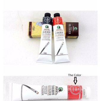 170ML Oil Paint Color Art Supply Draw Craft Color In AluminumTube-(Raw Umber) - intl