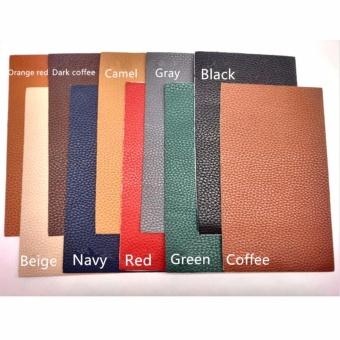 1Pc DIY Leather Repair Self-Adhesive Patch for Sofa Seat Bag Craft Accessories - intl - 3