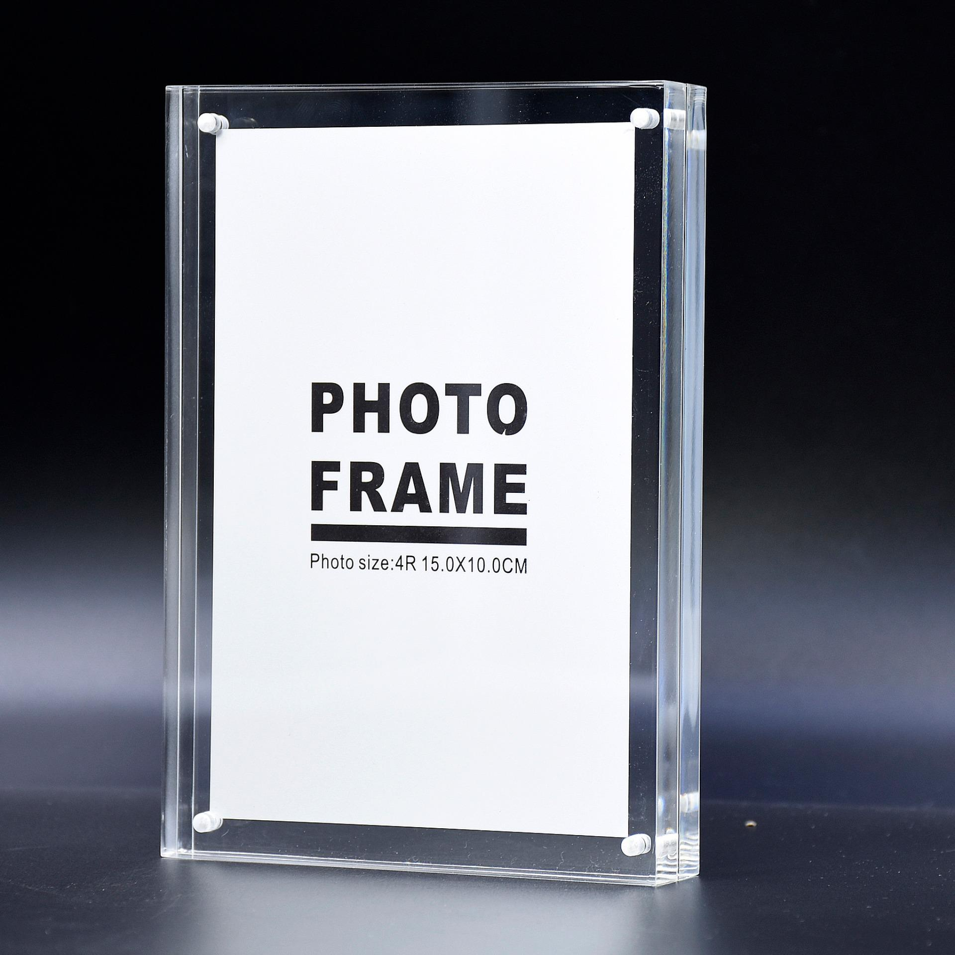 Outstanding Acrylic Block Picture Frame Image - Picture Frame Ideas ...