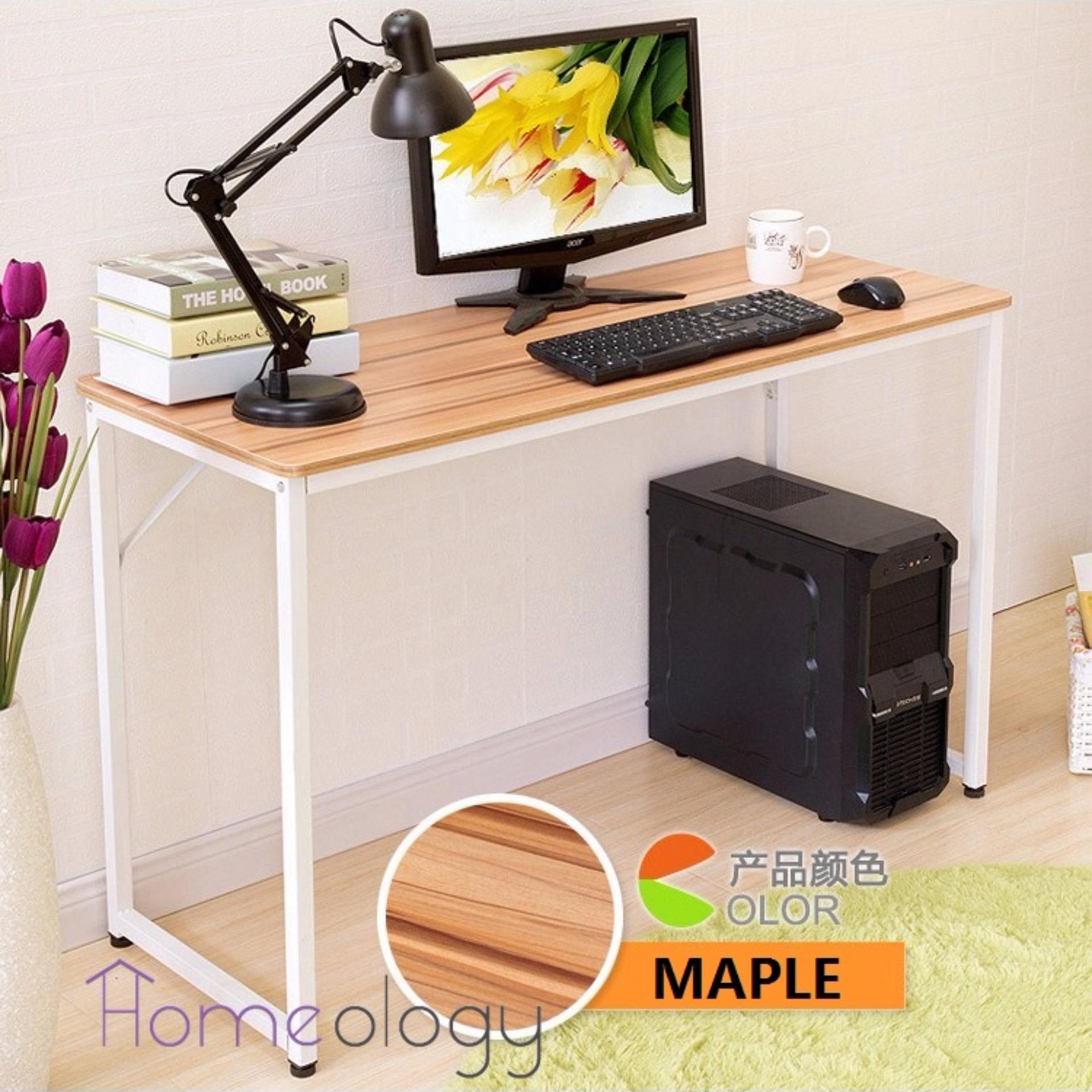 80*48 Modern Study Computer Table Space Saving Office Study Desk | Lazada  Singapore Part 82